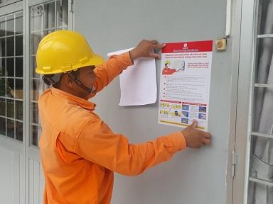 PC Hậu Giang đẩy mạnh công tác tuyên truyền an toàn trong sử dụng điện